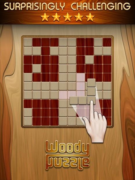 Woody™ Puzzle 1