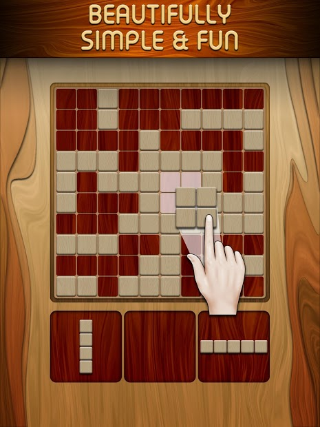 Woody™ Puzzle 4