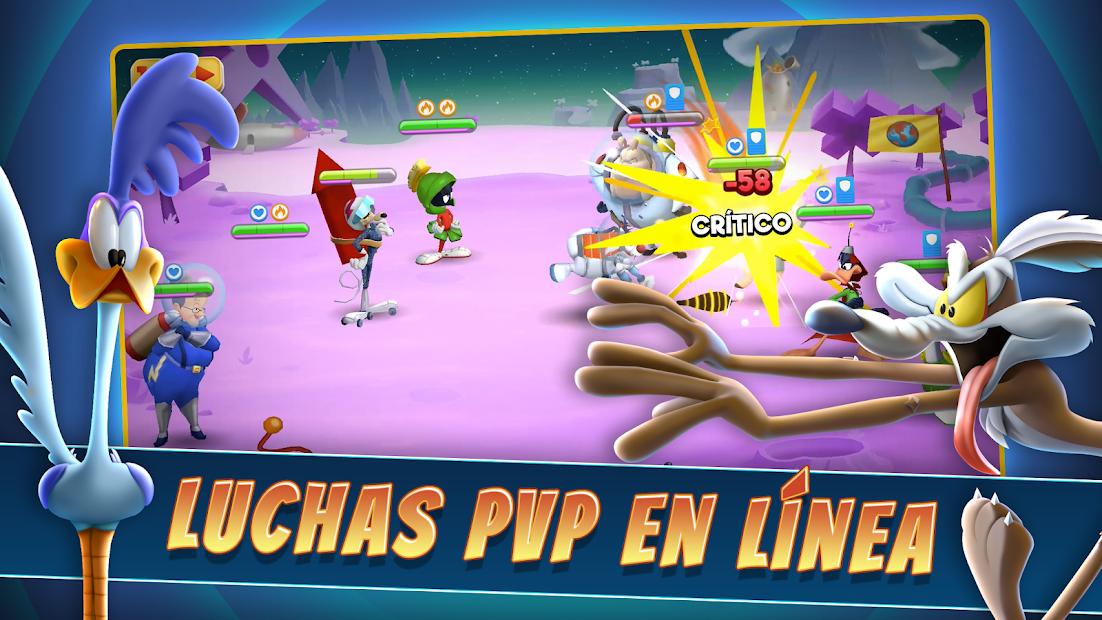 Looney Tunes™ Un Mundo de Locos 3