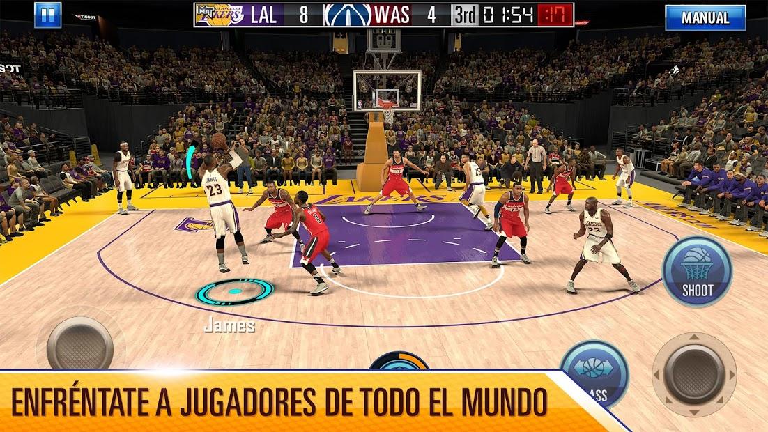 NBA 2K Mobile - Baloncesto 1