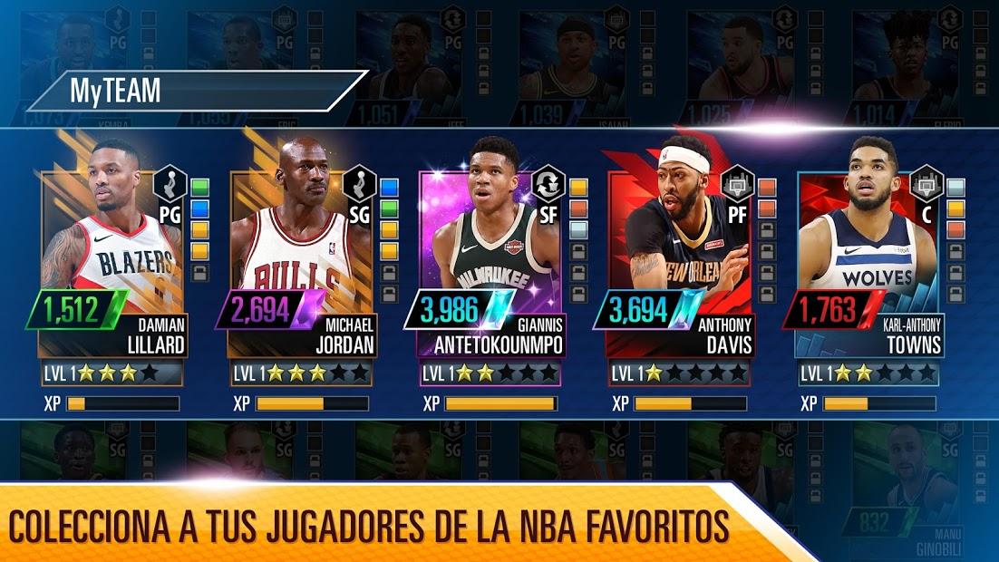 NBA 2K Mobile - Baloncesto 2