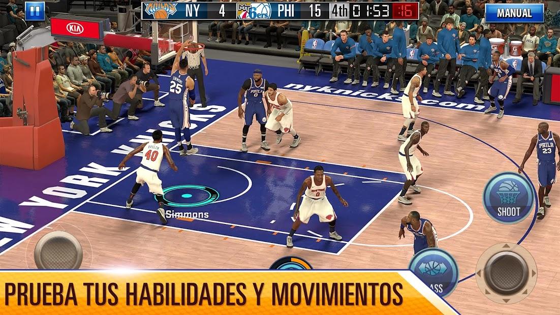 NBA 2K Mobile - Baloncesto 3