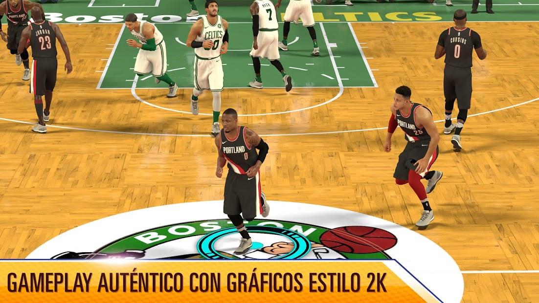 NBA 2K Mobile - Baloncesto 5