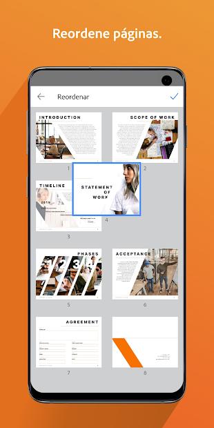 Adobe Scan: digitalizador de PDF, OCR 3