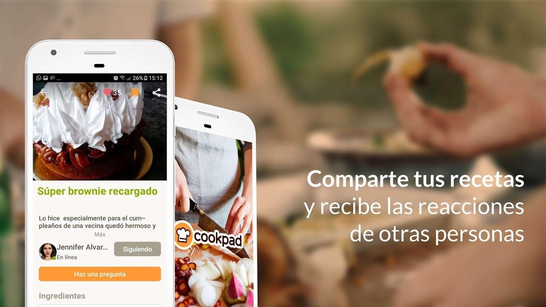 CookPad Recetas 1