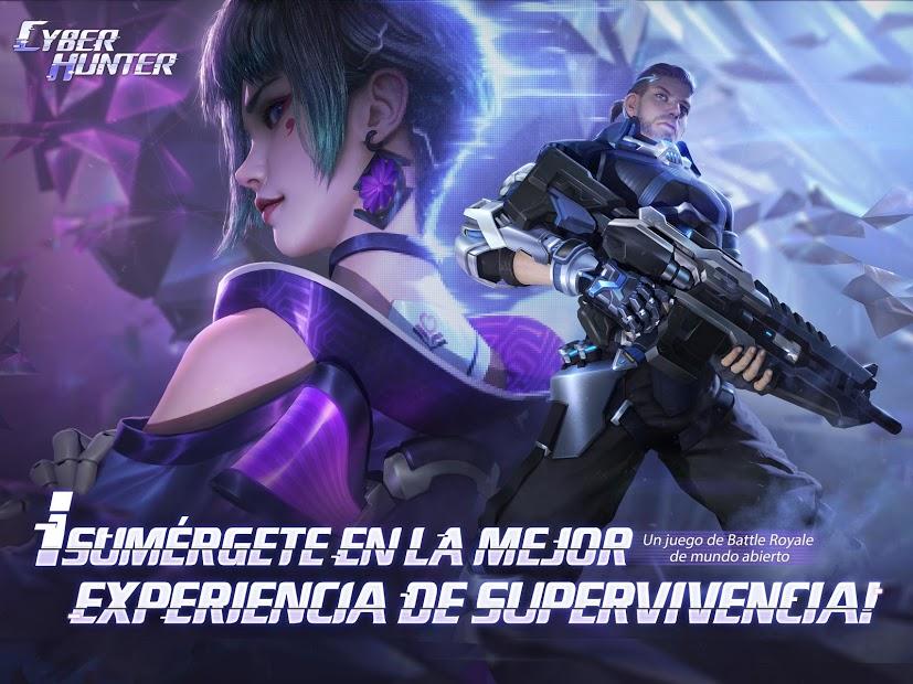 Cyber Hunter 1