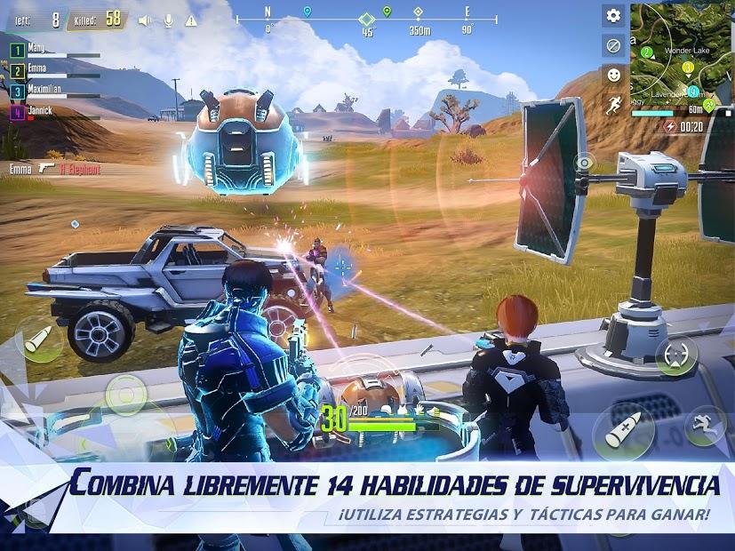 Cyber Hunter 3