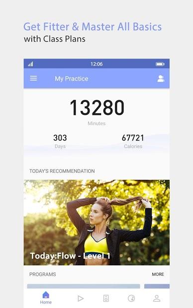 Daily Yoga (Yoga Diaria) – Yoga Fitness App 2