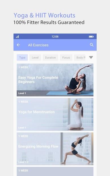 Daily Yoga (Yoga Diaria) – Yoga Fitness App 4