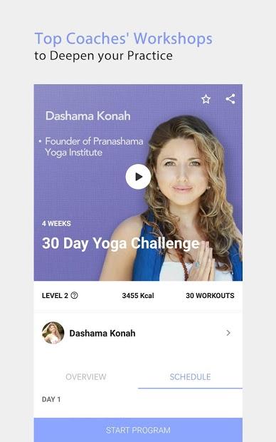 Daily Yoga (Yoga Diaria) – Yoga Fitness App 5