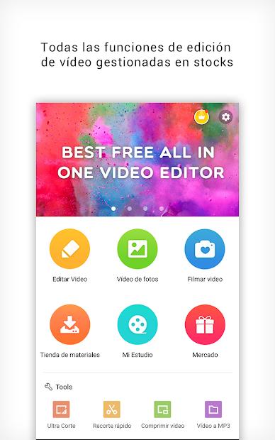 Editor de videos: cortar videos 1