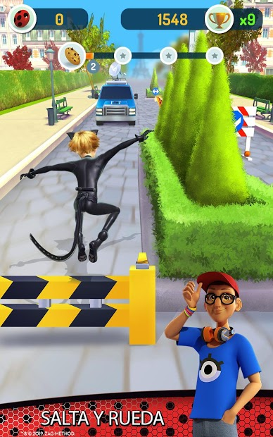 Miraculous Ladybug & Cat Noir -  El juego oficial 5