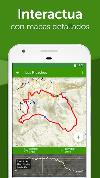 AllTrails: Guía GPS de Senderismo a Pie o en Bici 3