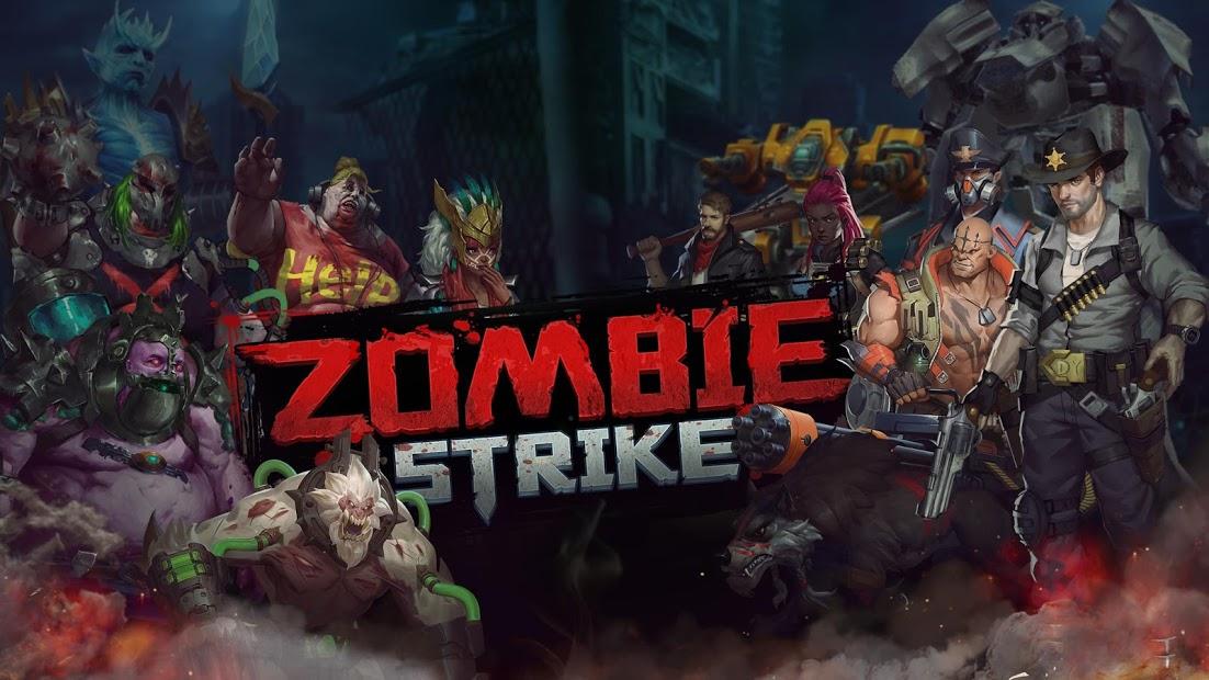 Ataque Zombi: La Última Guerra de Batalla Inactiva 1