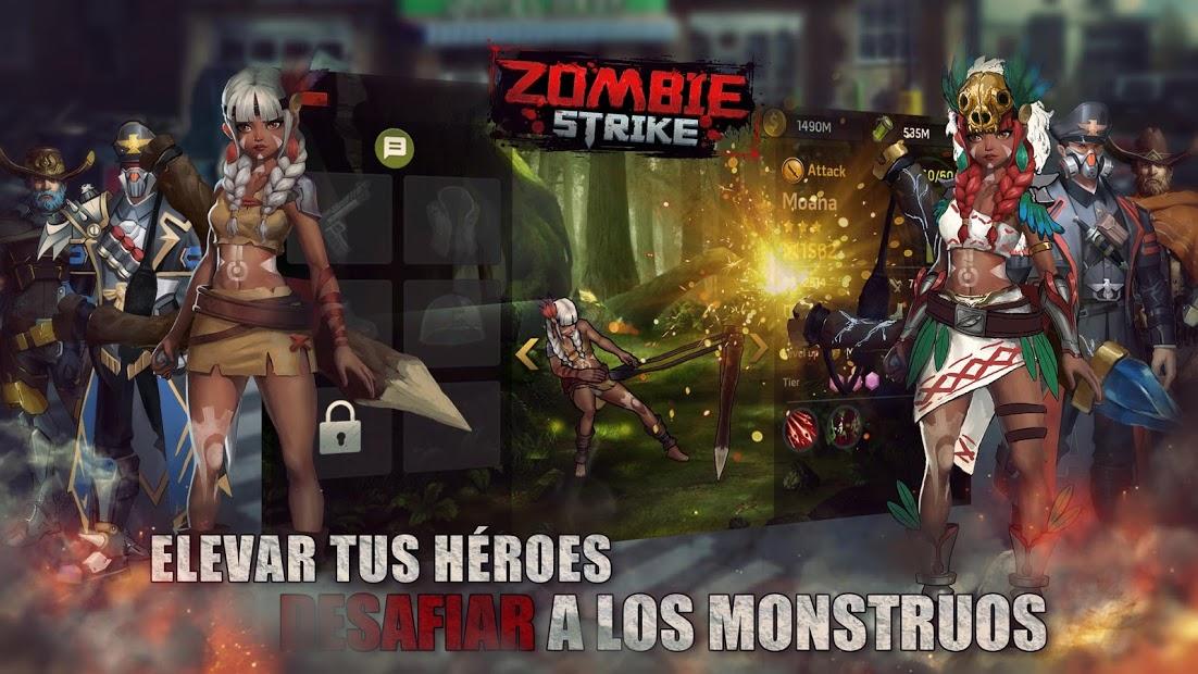 Ataque Zombi: La Última Guerra de Batalla Inactiva 2