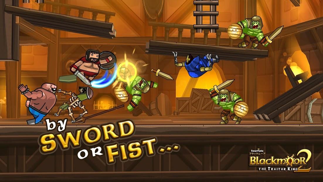 Blackmoor 2: Fantasy Action Platformer 1