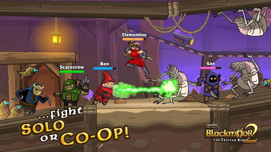 Blackmoor 2: Fantasy Action Platformer 2