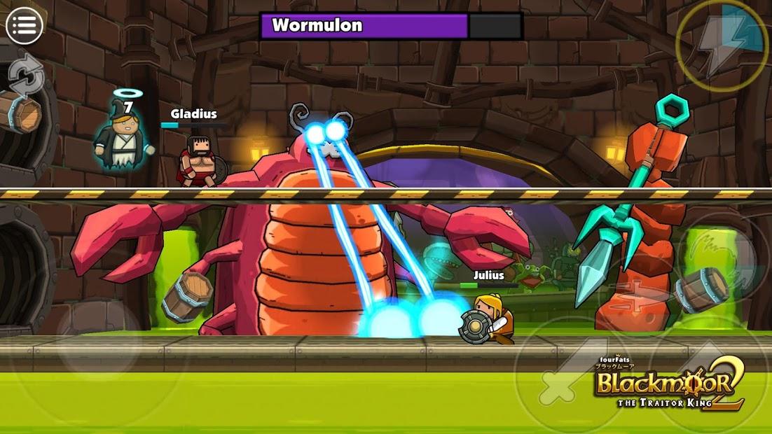 Blackmoor 2: Fantasy Action Platformer 5