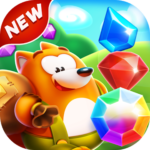 Bling Crush - Jewels & Gems Match 3 Puzzle Game