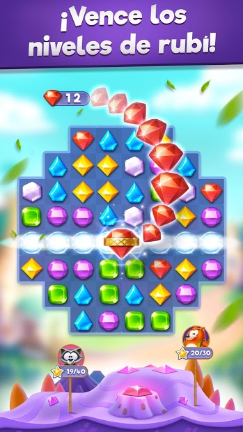 Bling Crush – Jewels & Gems Match 3 Puzzle Game 1