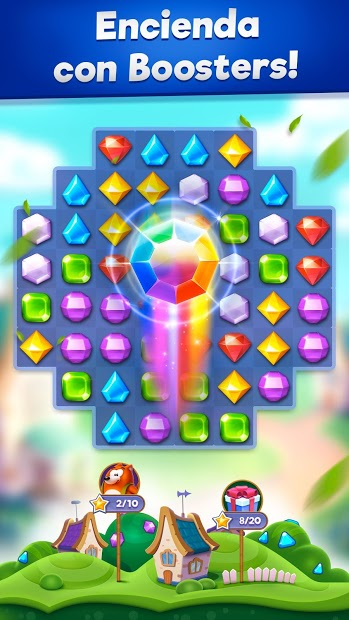 Bling Crush – Jewels & Gems Match 3 Puzzle Game 3