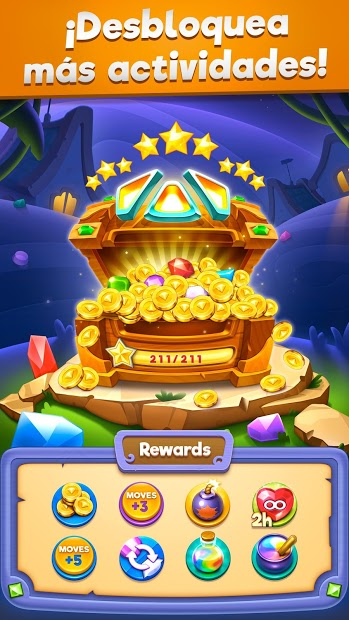 Bling Crush – Jewels & Gems Match 3 Puzzle Game 5