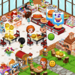 Cafeland: Juego de Restaurante
