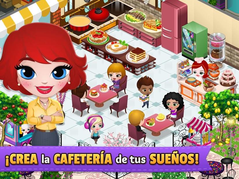 Cafeland: Juego de Restaurante 1