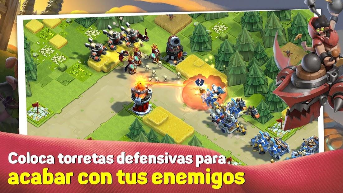 Caravan War: Defensa de torres y héroes 1