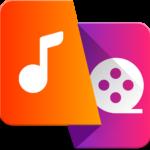 Convertidor de vídeo a MP3 - cortar videos, musica