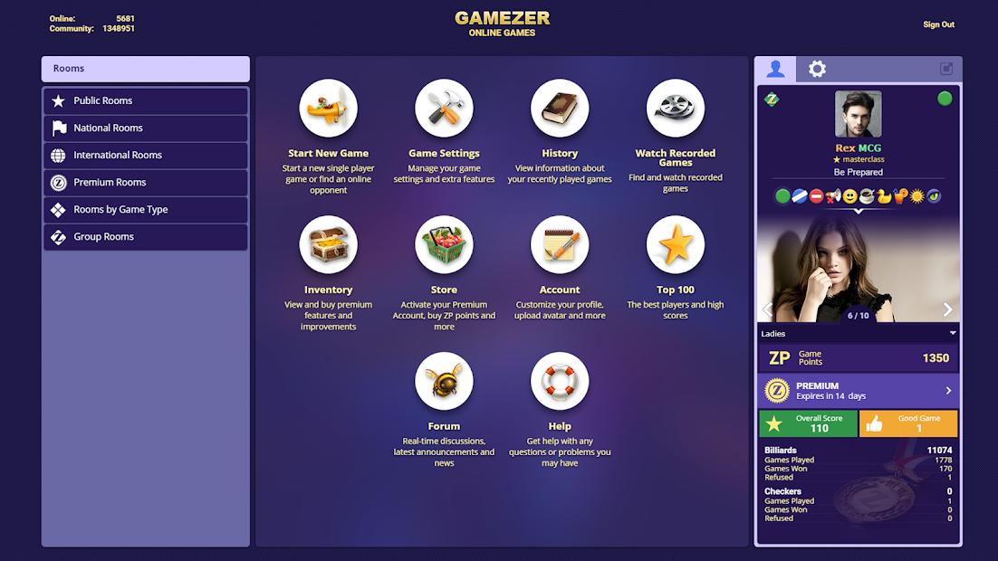 Gamezer 1