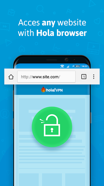 Hola Free VPN Proxy 2