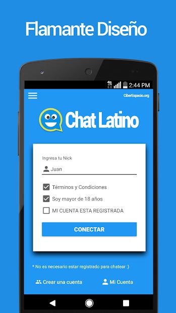 Latin Chat - Chat Latino 1