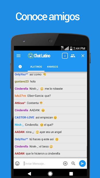 Latin Chat - Chat Latino 2