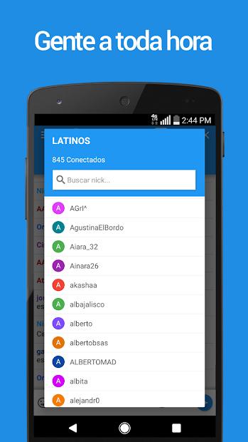 Latin Chat - Chat Latino 8.2 APK para Android | Descargar