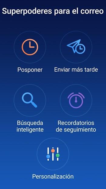 Spark – App de Correo de Readdle 5