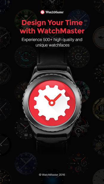 WatchMaster - Watch Face 1