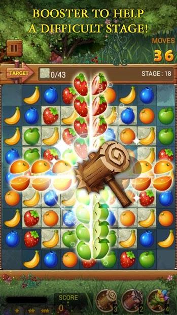 Bosque de Frutas 2