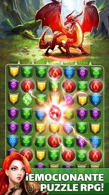 Empires & Puzzles: RPG Quest 1