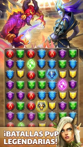 Empires & Puzzles: RPG Quest 3