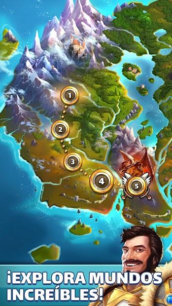 Empires & Puzzles: RPG Quest 4