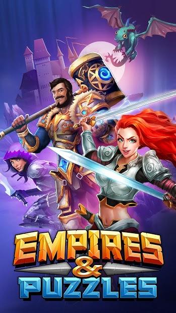 Empires & Puzzles: RPG Quest 5
