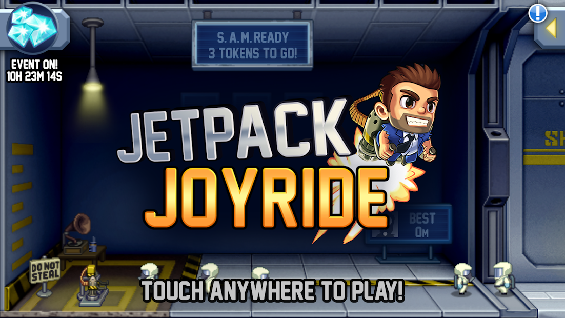 Jetpack Joyride 5