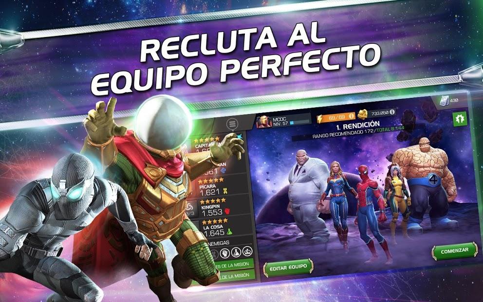 MARVEL Batalla de Superhéroes 1