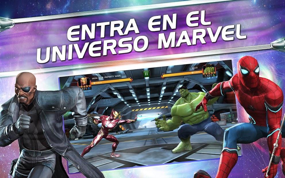 MARVEL Batalla de Superhéroes 5