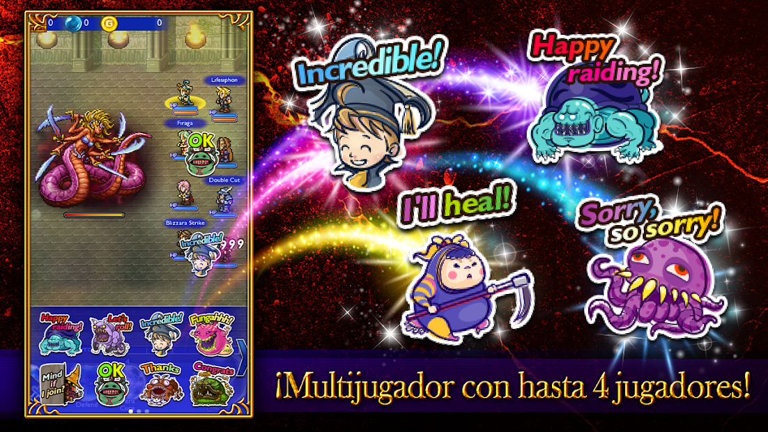FINAL FANTASY Record Keeper 5