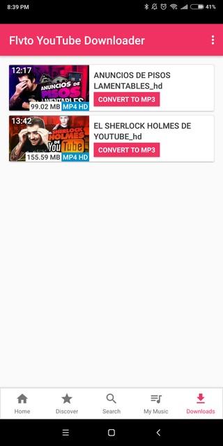Flvto YouTube Downloader 2