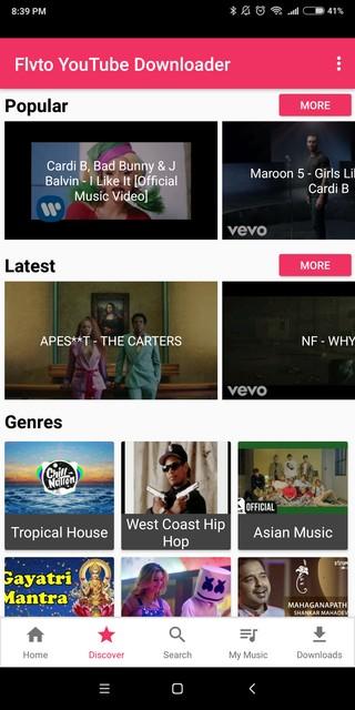 Flvto YouTube Downloader 3