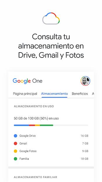 GoogleOne 1