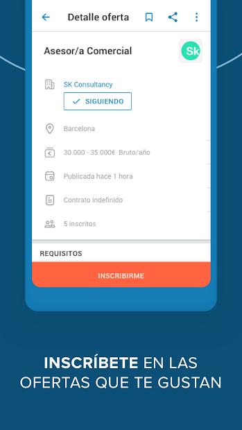 InfoJobs - Trabajo y Empleo 4